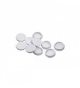 BG Socket Screw Caps Cover White Packs of 2-10-50-100