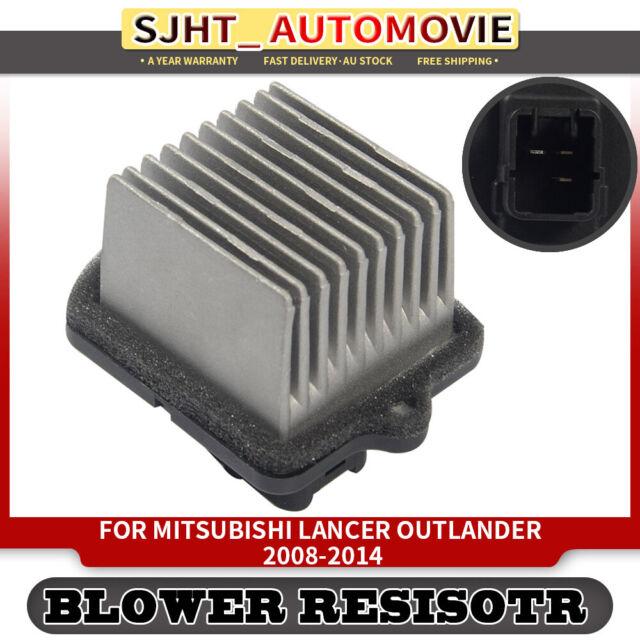 A/C Blower Motor Resistor for Mitsubishi Lancer 2008-2014 Outlander 2007-2012