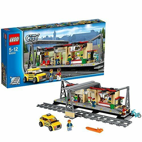LEGO City 60050 Train Station Set