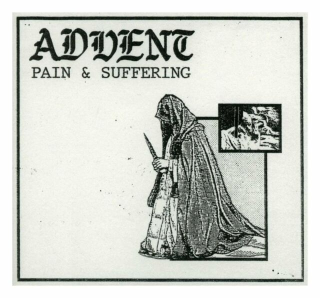 ADVENT - PAIN and SUFFERING [CD]