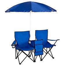 Best Choice Products SKY1586 Double Folding Set - Blue