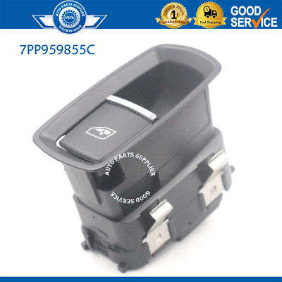 7PP959855C Power Window Control Switch For Porsche Carrera Panamera 911 Genuine