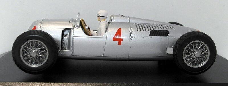 mejor calidad Minichamps 1 18 Scale Scale Scale diecast - 155 361004 Auto Union Typ C 2nd Monaco 1936  envio rapido a ti