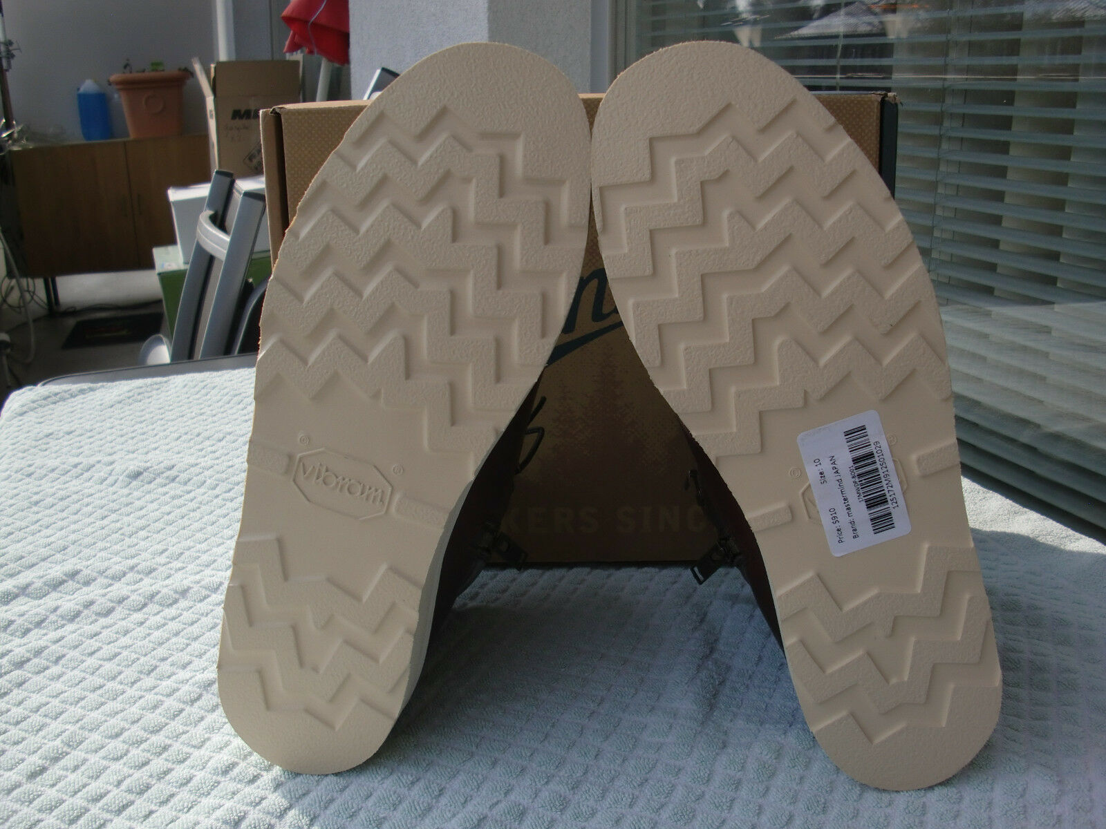 MASTERMIND WORLD Japan x DANNER, handmade, handmade, handmade, VIBRAM sole, very limited, luxury, DS    7434f9