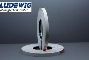 Umleimer Kantenumleimer Edge band  ABS-Kante Weiss glatt 0,4 mm /  200 m OsK
