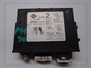 Computer-ECU-Steuergeraet-Nissan-285969F90-5WK4661-Warranty-Garantie