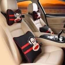Paul Frank Car Seat Head Rest Neck  Pillows 1pc