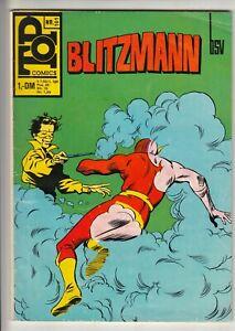 Top-cómics relámpago hombre Flash nº 101 (2) buen estado BSV imagen fuentes