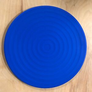 Hunter-for-Target-Flying-Disc-Blue-NWT-Limited-Release-Frisbee