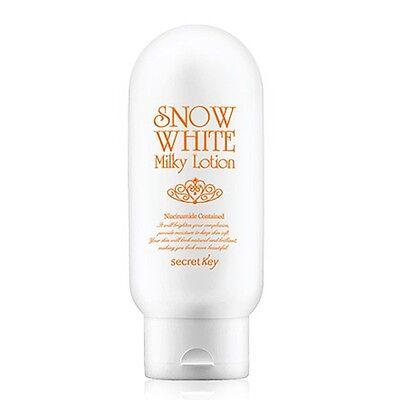 [SECRET KEY] Snow White Milky Lotion 120g - BEST Korea Cosmetic