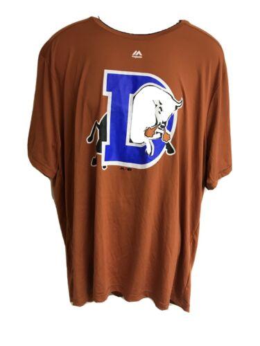 Minor League Baseball Bulls de Durham DriFIT Jersey Taille 2XL