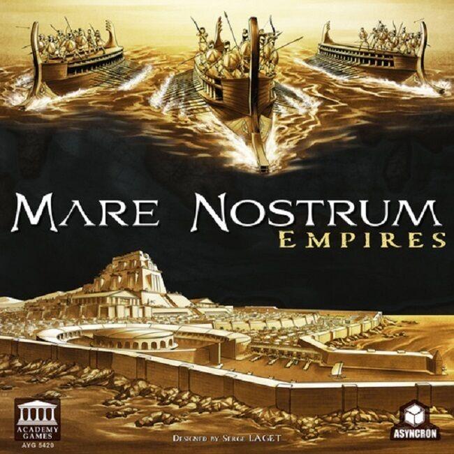 Aémie des Jeux-Mare Nostrum  Empires + ATLAS Bundle (Nouveau)