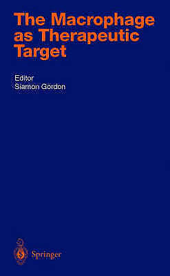 1 of 1 - USED (GD) The Macrophage as Therapeutic Target (Handbook of Experimental Pharmac