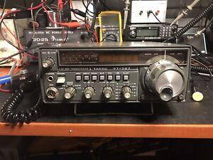 Yaesu Ft 707 Ft707 Ssb Hf Transceiver Ham Radio Ebay