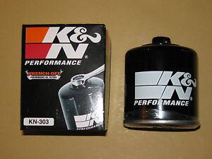 Filtro de aceite K /& N kn303