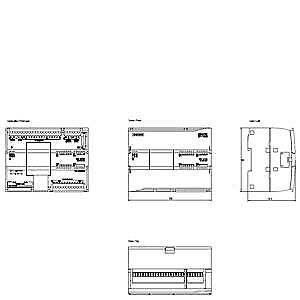SIEMENS 6ES7215-1AG40-0XB0 1pc new