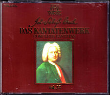 Nikolaus HARNONCOURT Gustav LEONHARDT: BACH V.32 Cantata BWV 128 129 130 131 2CD