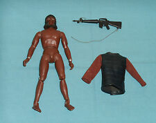 vintage Mego Planet of the Apes SOLDIER APE BODY with SHIRT & GUN only