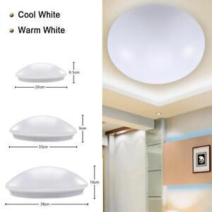 Chambre Moderne Lampe Plafond Led Ronde 20w 30w 40sw Fixation