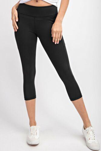 Plus Size Leggings w Pocket Women/'s Active /& Casual Leisurewear Yoga Pants