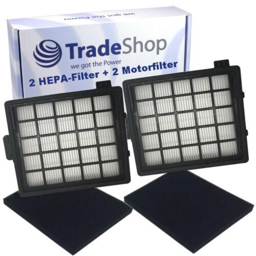 2x Moteur Filtre Pour Philips fc8144 fc8145 fc8146 fc8147 2x HEPA-Pollen Filtre