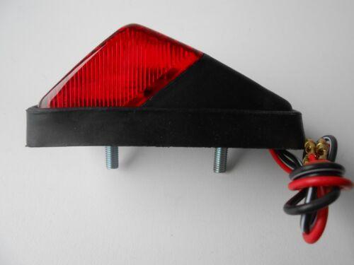 Nouveau enduro xr trial arrière feu arrière complet feu arrière stop frein lentille crf yzf