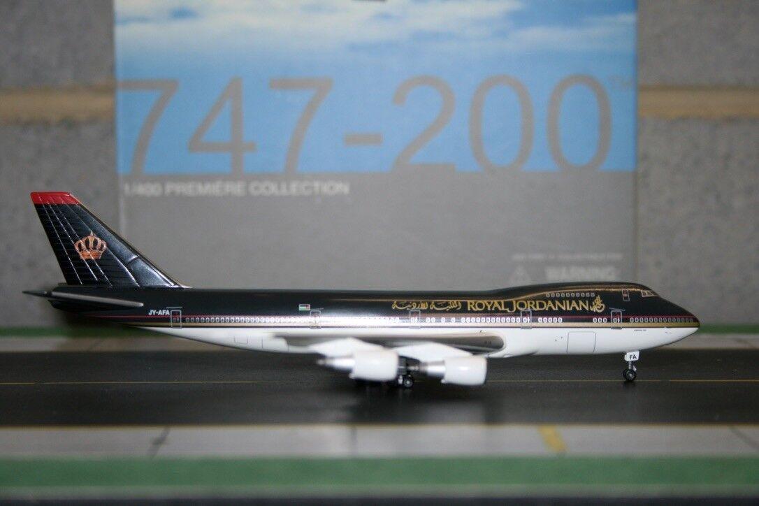 ドラゴンウィング1 : 400ロイヤルヨルダンボーイング747 - 200