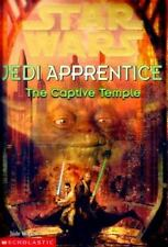 Star Wars Jedi Apprentice: The Captive Temple Bk. 7 by Jude Watson (2000, Paperback)