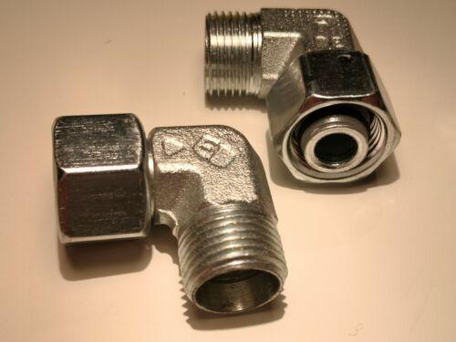 Hydraulic Fittings 2 St EW EVW 15-L Fitting 15L Angle 90 ° M22x1,5