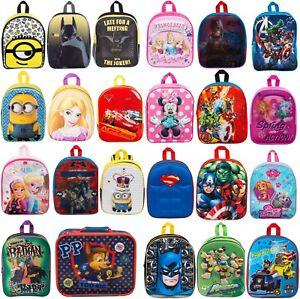 Kids Official Character Junior Medium Size Backpack Rucksack School Bag