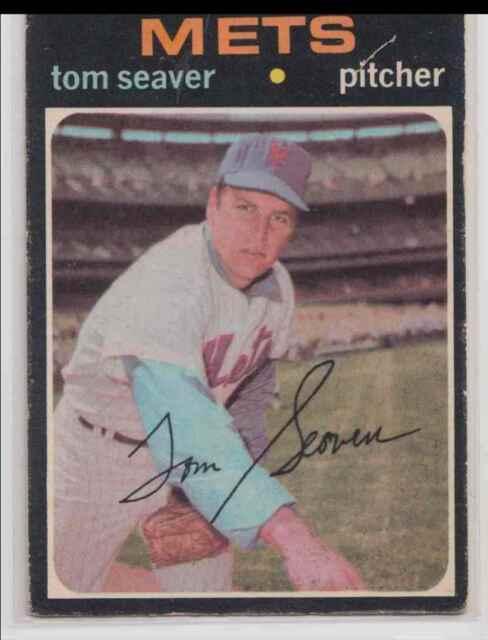 1971 Topps Tom Seaver . #160
