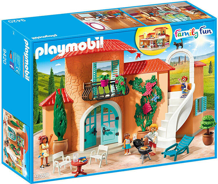 Playmobil Fumily divertimento Summer Villa 9420 (for bambini 4  & up)  outlet online economico