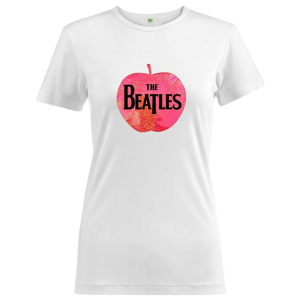 The Beatles Femme Fashion Tee: Apple