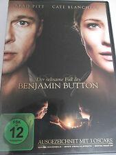 Der seltsame Fall des Benjamin Button – Brad Pitt, C. Blanchett – 3 Oscars