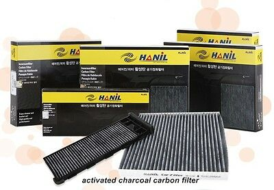 SSANGYONG   Korando  C (2011~on)  cabin activated charcoal carbon filter ///