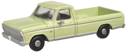 Atlas N Scale 60 000 093 1973 Ford F-100 Winter Green Two Pack New!