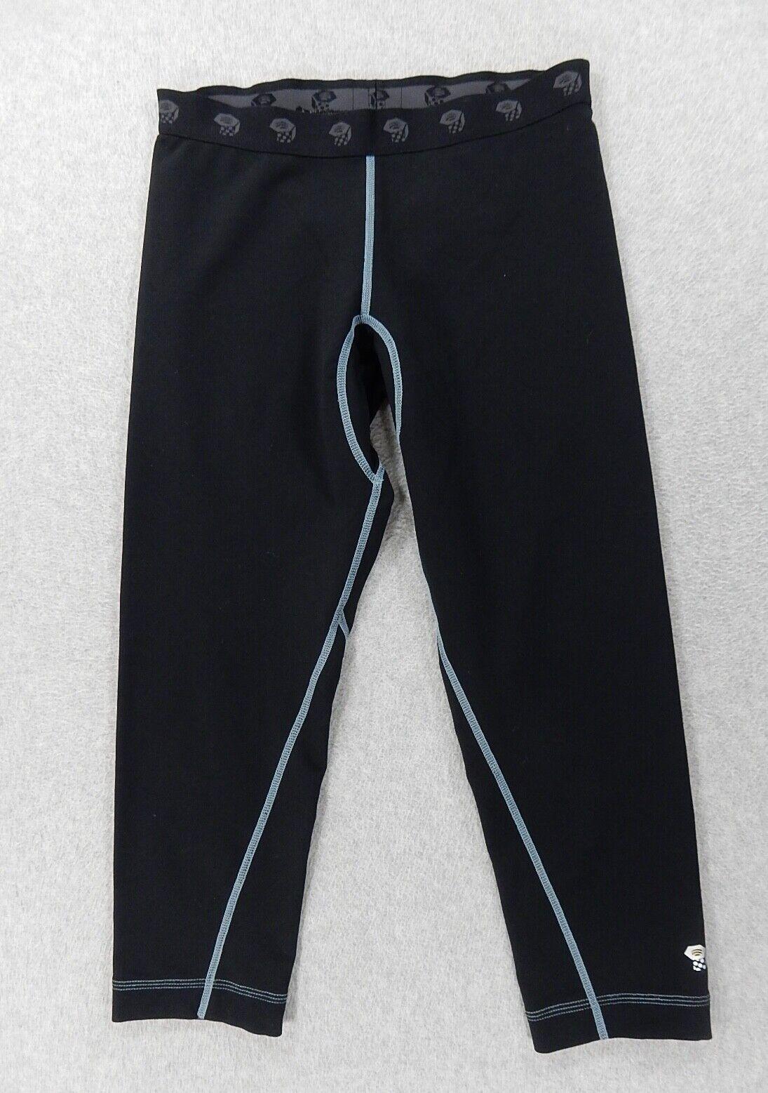 Mountain Hardwear Compression Base Layer Tights (Womens XS) Black