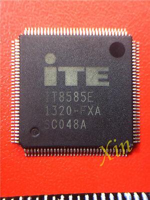 1PCS ITE8585E ITB585E IT8S85E IT85B5E IT858SE FX IT8585EFXA IT8585E FXA TQFP128
