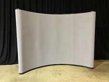 Skyline Displays Mirage 10 X 92 Portable Display With 3 Light Kit In Case