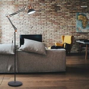 Details about Floor Lamp LED Standing Flexible Standing Light Reading  Living Room Furniture SU
