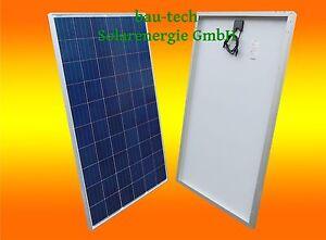 module solaire 250w watt polikristallin panneau pv au. Black Bedroom Furniture Sets. Home Design Ideas