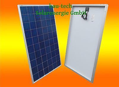 Solarmodul 250 Wp Polycrystalline Solarpanel PV Modul wählbar 4, 6, 8, 10 Stück