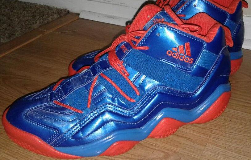 Adidas Top Ten 2018 New York City Price reduction Blue Orange Sneaker Shoes Men Comfortable