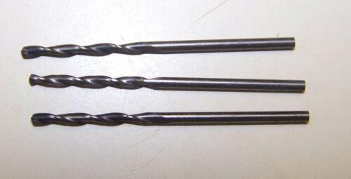 """NOS 1//16/"""" 1//16 inch .0625/"""" Solid Carbide 135 Deg Split Point Twist Drill"""