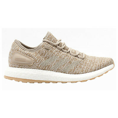 Khaki Boost Running Sneaker Mens Adidas Pureboost S81992
