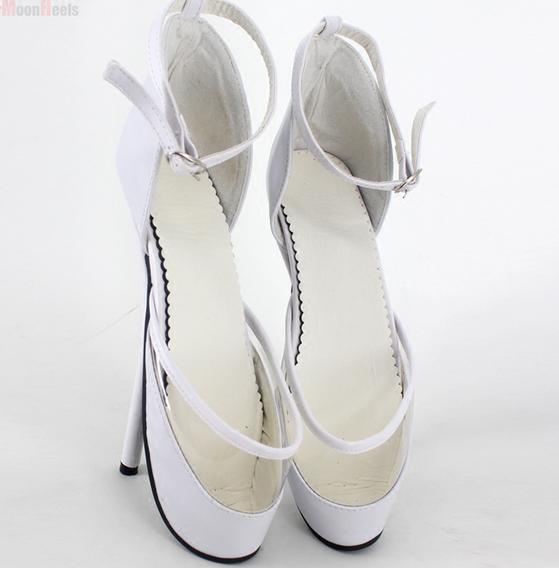 Zapatos para mujer Club Elegante Super Tacones Tacones Tacones Altos Tacones De Aguja 18 cm Ballet Danza Sexy Talla 999da9