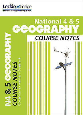 National 4/5 Geography Course Notes by Coffey, Patricia (Paperback book, 2013)