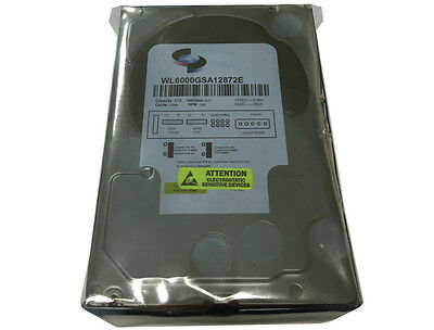 "New WL 6TB 128MB Cache SATA III 6.0Gb/s  3.5"" Enterprise Datacenter Hard Drive"