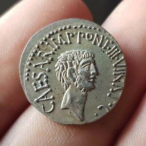 Roman-coin-penny-marco-antonio-roman-coin-marcus-antonius-kale-rpe