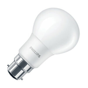 philips ampoule led gls bc baionnette 8w 60w corepro 2700k blanc tr s chaud ebay. Black Bedroom Furniture Sets. Home Design Ideas